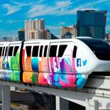 Las Vegas Monorail 24-Hour Pass