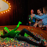 """The most interactive """"must feel"""" attraction in the heart of the famous Las Vegas Strip"""