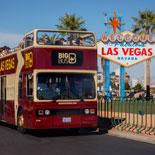Open Top Double-Decker Bus