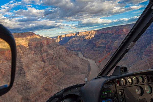 Grand Canyon Drive, Fly & Float
