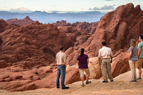 Explore the natural side of Las Vegas!