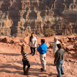Personally guided and narrated tour of the Grand Canyon