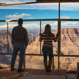 The Canyon's panoramic vastness awaits you.