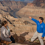 Grand Canyon-West Rim Tour: The views are grand!
