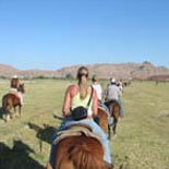 Wild West Horseback Adventure Dinner ride