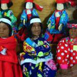 Handmade Mexican Dolls
