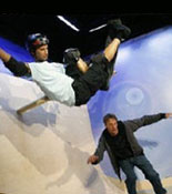 Tony Hawk skateboards into Madame Tussauds