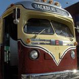 Backstreet Tour Bus