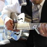 Live blues, rock, gospel and soul music