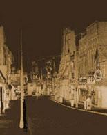 Haunted old Memphis