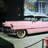 Stroll Through The Elvis Presley Car Museum