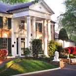 Walk in Elvis's Steps at Graceland Mansion