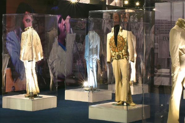 Full access to all-new Elvis Presley's Memphis