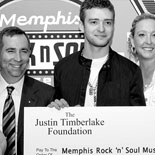 Justin Timberlake and The Museum's Mission To Keep Up the Rich Memphis Music Legacy
