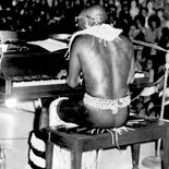 Social Changes with Musicians Like Isaac Hayes Working Together for Musical Campaign for Civil Rights