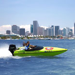Miami Speed Boat Adventure