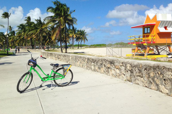 The Miami Beach Bike Tour