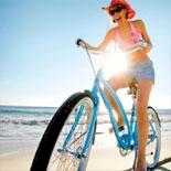 Bike around Miami