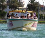 Miami Bayside Blaster Boat