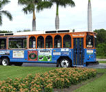 Naples Old Town Trolley