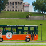 Old Town Trolley and Grand Ole Opry House Backstage Tour Pkg
