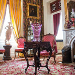 The Grand Salon - The Most Ornate Interior Built In Antebellum Tennessee