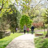 12 distinct gardens