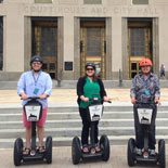 Come train to ride our Segways then head out for a glide through the heart of Music City.