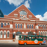 Old Town Trolley and Ryman Auditorium Self-Guided Pkg