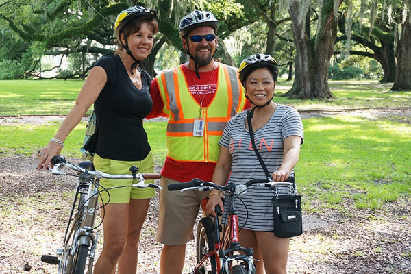 Beyond the French Quarter Bike Tour