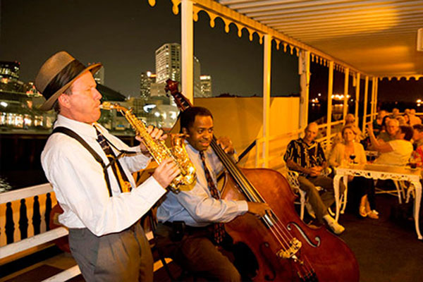 Jazziest Cruise on the Mississippi River