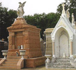 Visit one of the Historic Cemeteries