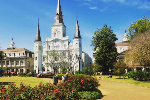 Learn about the Rebirth of New Orleans