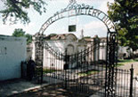 Lafayette Cemetery No. 1 in the Garden District