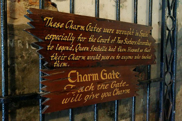 Be Charmed by Our Gates