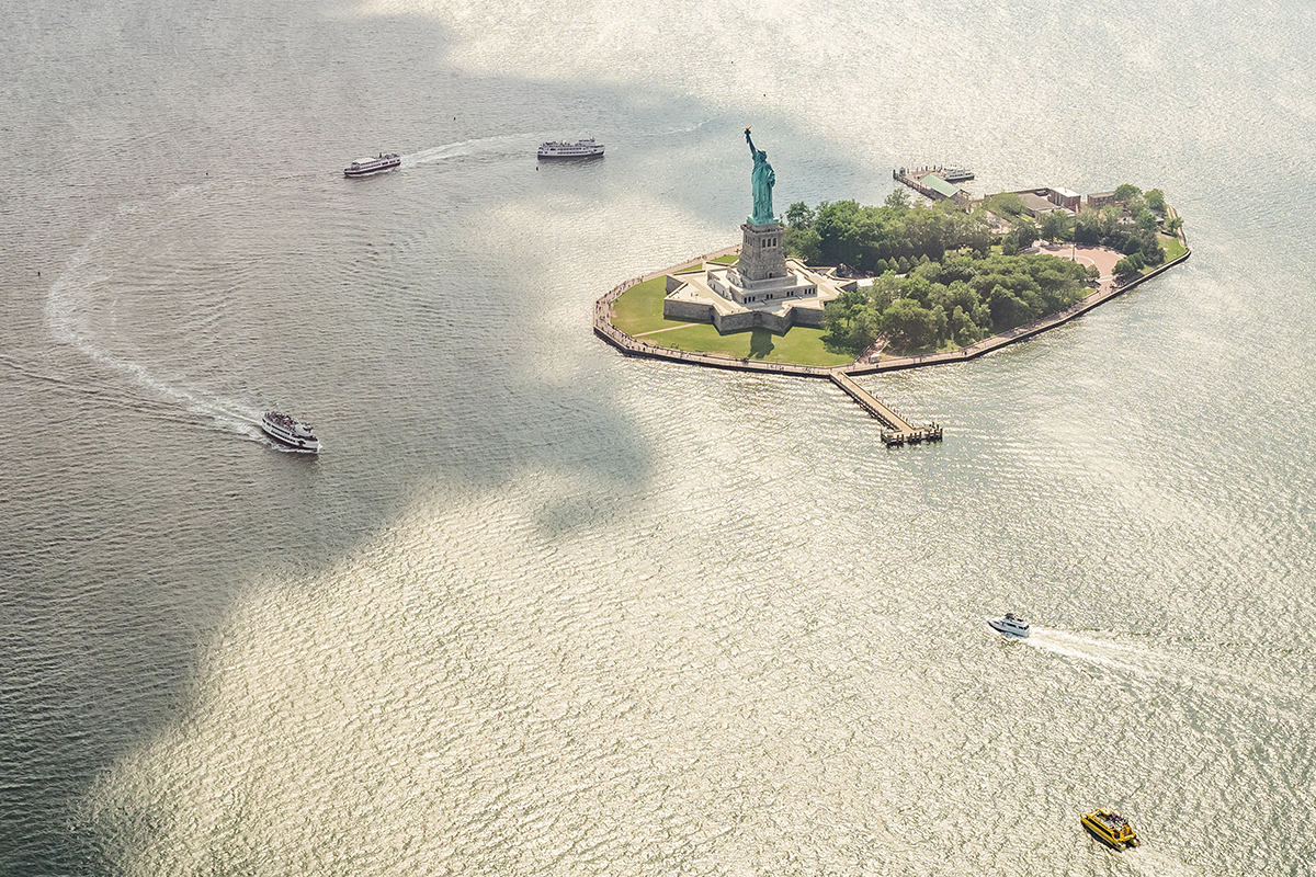 Statue of Liberty & Immigration Museum