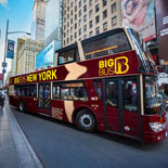 Classic Big Bus New York Package