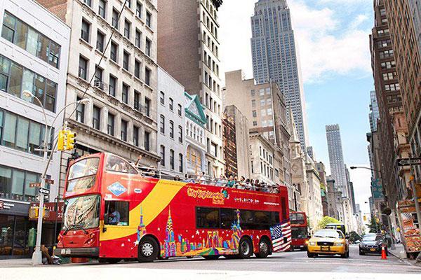 Manhattan Double Decker Bus Tour Discount Tickets
