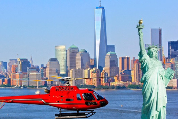 New York, New York Helicopter Tour