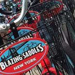 Enjoy a bike ride at Central Park