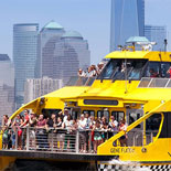Take a Water Taxi Ride