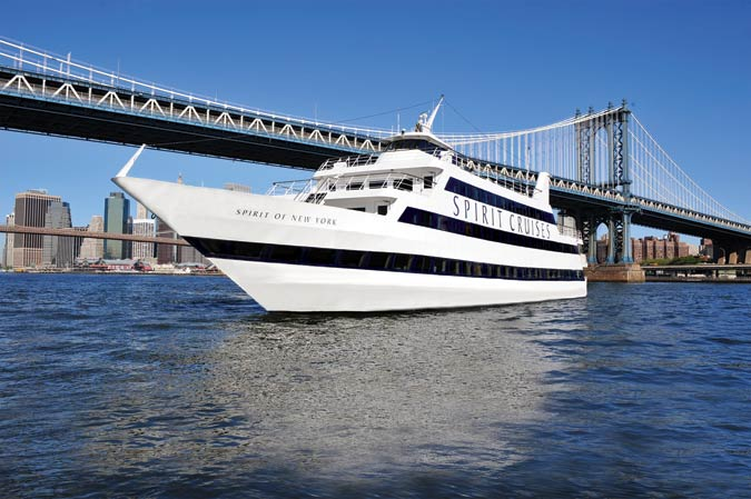 The Spirit of New York Lunch Cruise