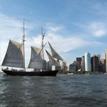 Sail Through the Famous New York City Habor