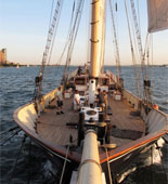Sail on New York's Largest Sailboat