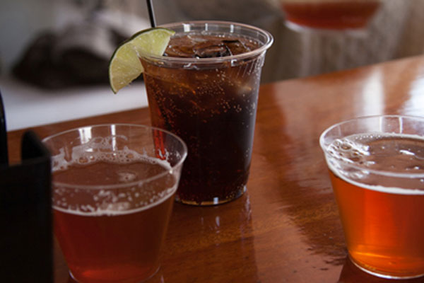 Taste and learn about local brewed beers