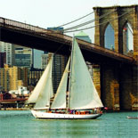 Sail on the Shearwater is a classic Maine Schooner
