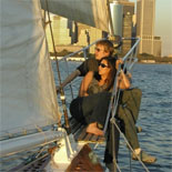 The Yacht Provides Intimate and Sophisticated Ambiance