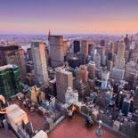 3-floors of panoramic, 360-degree views