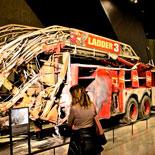 9/11 Memorial Museum and Fireman's Memorial