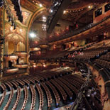 The New Amsterdam Theatre in all its glory